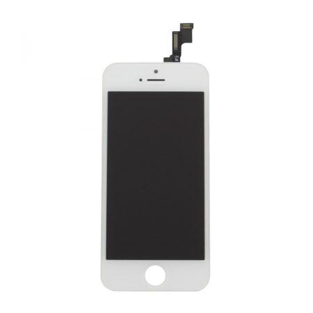 Apple iPhone 5S / SE fehér LCD kijelző érintővel (ESR)