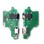 Huawei P30 Lite töltőcsatlakozós panel mikrofonnal (Type-C csatlakozó)