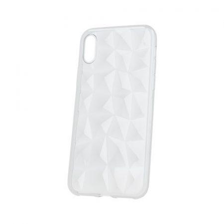Forcell Prism Apple iPhone XS Max (6.5) átlátszó szilikon tok