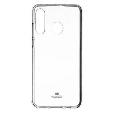 Mercury Clear Jelly Samsung G955 Galaxy S8 Plus hátlapvédő átlátszó