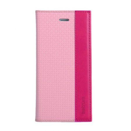 Astrum MC650 DIARY mágneszáras Samsung G530 Galaxy Grand Prime könyvtok pink-sötétpink