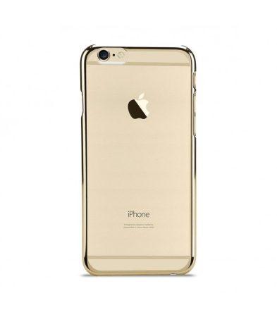 Astrum MC210 keretes átlátszó Apple iPhone 6 Plus / 6S Plus tok arany