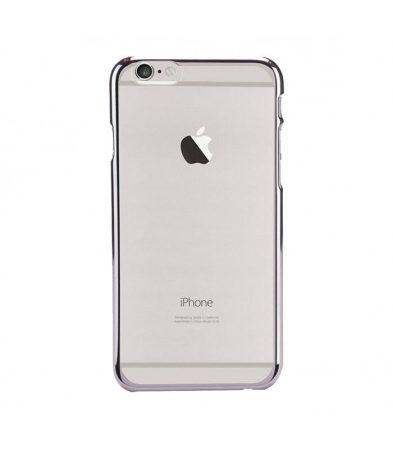 Astrum MC210 keretes átlátszó Apple iPhone 6 Plus / 6S Plus tok ezüst