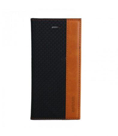 Astrum MC520 DIARY mágneszáras Apple iPhone 6 Plus / 6S Plus könyvtok fekete-barna