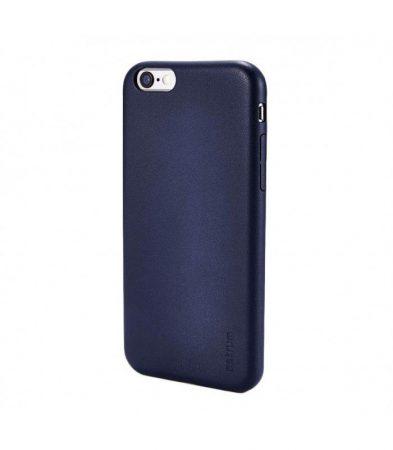 Astrum MC200 bőr hatású Apple iPhone 6 Plus / 6S Plus tok kék