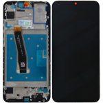 Huawei P Smart (2019) fekete LCD kijelző érintővel és kerettel