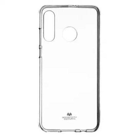 Mercury Clear Jelly Samsung A320 Galaxy A3 (2017) hátlapvédő átlátszó
