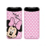 Disney Power Bank - Minnie 001 2.1A 1xUSB 6000mAh pink (DPBMIN009)