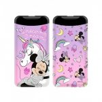 Disney Power Bank - Minnie 018 2.1A 1xUSB 6000mAh pink (DPBMIN022)