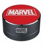 Marvel Bluetooth hangszóró - Marvel 001 micro SD olvasóval, AUX bemenettel és kihangosító funkcióval piros
