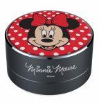 Disney Bluetooth hangszóró - Minnie 001 micro SD olvasóval, AUX bemenettel és kihangosító funkcióval piros