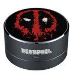 Marvel Bluetooth hangszóró - Deadpool 001 micro SD olvasóval, AUX bemenettel és kihangosító funkcióval