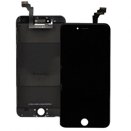 Apple iPhone 6 Plus (5.5) fekete LCD kijelző érintővel