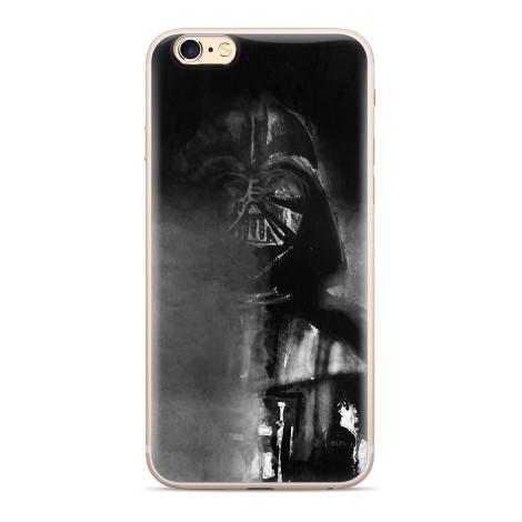 Star Wars szilikon tok - Darth Vader 004 Samsung A705 Galaxy A70 (2019) fekete (SWPCVAD1014)