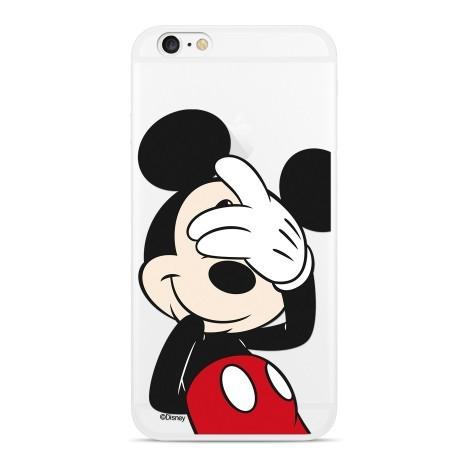 Disney szilikon tok - Mickey 003 Samsung N975 Galaxy Note 10 Plus átlátszó (DPCMIC6104)